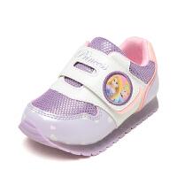 鞋柜童鞋 春季甜美可爱女童大搭攀运动旅游鞋-tt