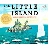 The Little Island 小岛 1947年凯迪克金奖 9780440408307