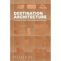 预订Destination Architecture:The Essential Guide to 1000 Conte