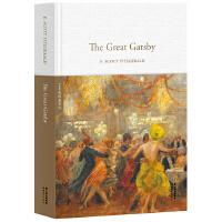 了不起的盖茨比The Great Gatsby(全英文原版,世界经典英文名著文库,莱昂纳多同名电影原版小说)【果麦经典