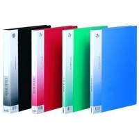 20页资料册 齐心(Comix) NF20AK A4,20袋标准型资料册