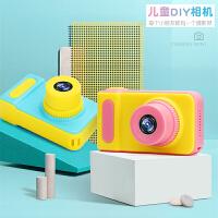 儿童相机相机儿童相机宝宝迷你单反高清仿真玩具可拍照录像女孩六一生日礼