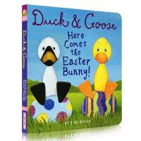 【全店300减100】Duck & Goose, Here Comes the Easter Bunny! Tad Hi