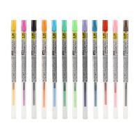 日本UNI三菱STYLE FIT系列中性笔芯/UMR-109-38/0.38mm水笔芯16色