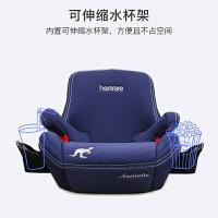 儿童安全座椅增高垫3-12岁宝宝汽车用简易便携式车载