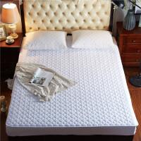 水晶绒床笠加厚夹棉保暖席梦思床垫保护套1.8m米床罩保护套防尘罩
