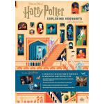 【预订】 Harry Potter 哈利・波特:霍格沃茨的秘密:图解指南 英文原版 电影周边读物