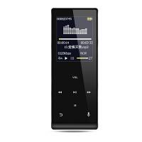 蓝牙mp3运动计步mini女生学生用mp4音乐播放器p3插卡玫瑰金 8GB