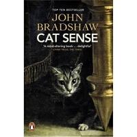 预订Cat Sense:The Feline Enigma Revealed