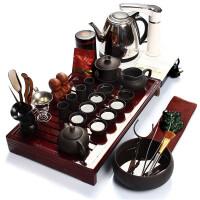 尚帝 实木茶博士-(紫砂)茶具 茶盘套装BH2014-022A