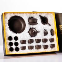 宜兴紫砂功夫茶具套装家用配件西施壶小套茶杯茶壶单壶礼盒订制 +礼盒