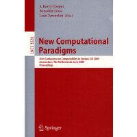 New Computational Paradigms(新计算范例/会议录)