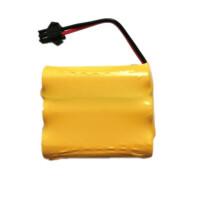 玩具3.6 7.2 4.8V 6V电池电源适配器遥控车充电电池组充电器 3.6V SM插头 电池组