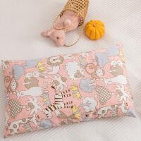 儿童枕头男女3-6-10岁纯棉宝宝枕头四季通用幼儿园午睡小学生枕芯