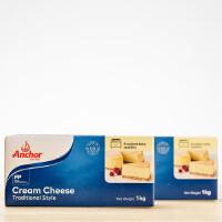 烘焙原料 安佳奶油芝士 奶油奶酪 乳酪蛋糕1kg
