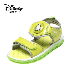 【达芙妮超品日 2件3折】Disney/迪士尼大白系列男中童凉鞋防滑耐磨儿童凉鞋