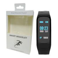 池古 智能手环 心率监测计步防水彩屏运动手环