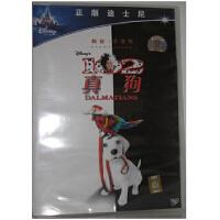 高清 102真狗 盒装D9 DVD含花絮 迪斯尼电影斑点狗国粤英