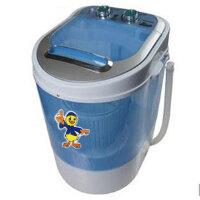 YOKO 迷你洗衣机  4KG小洗衣机 带甩干篮 洗脱两用