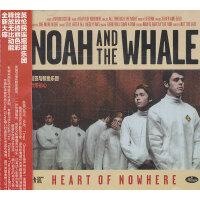 诺亚与鲸鱼乐团:飘零的心 (CD)