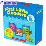 小读者系列 First Little Readers: Guided Reading Level B 学乐阅读指导 B