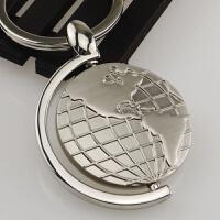 流浪地球周边钥匙扣地球模型挂件流浪地球流浪星球纪念徽章 流浪地球纪念钥匙扣