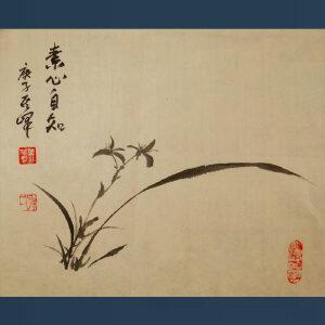 国家一级美术师   孙其峰   素心自知  /223