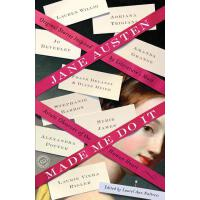 【预订】Jane Austen Made Me Do It Original Stories Inspired by