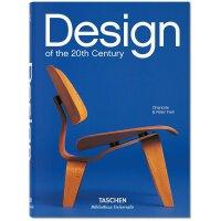 Taschen Bibliotheca Universalis: Design of the 20th Century