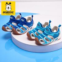 夏季新款童鞋儿童凉鞋女童宝宝鞋子男童机能鞋凉鞋