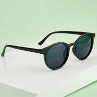 (包邮)明星同款太阳镜新款复古框框眼镜ins女网红墨镜偏光开车大脸潮流