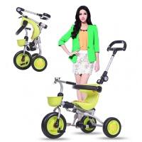 儿童车三轮脚踏车折叠手推车轻便宝宝自行车1-3岁小孩童车QL-56
