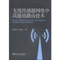 【二手旧书8成新】无线传感器网络高能效路由技术 9787562944720