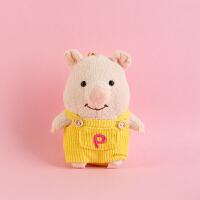 毛绒小猪公仔挂件玩偶可爱创意少女心钥匙扣女生书包背包挂饰