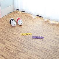 仿木纹儿童泡沫地垫拼图客厅宝宝爬行垫榻榻米地垫大号60
