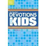 【预订】The One Year Devotions for Kids #1