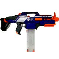[当当自营]孩之宝 NERF热火 软弹枪 精英系列 超凡CS18发射器