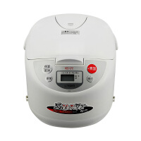 TIGER/虎牌 JBA-B10C 微电脑智能电饭煲电饭锅正品3-4人蒸格