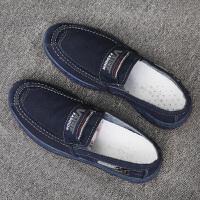 老北京布鞋男款软底春秋厚底中老年爸爸鞋轻便舒适休闲帆布男鞋子
