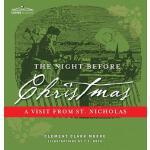 【预订】The Night Before Christmas: A Visit from St. Nicholas