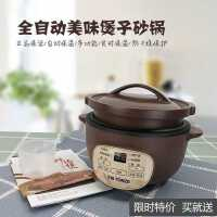 天际电炖锅电砂锅煲汤锅全自动家用煲汤煲仔饭焖锅煮饭煮粥干锅煲