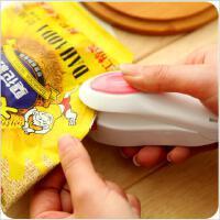创意家用便携式迷你塑料袋封口机食品小型手压热封机