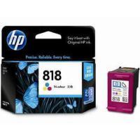 惠普 原装818彩色 墨盒 HP818 彩色墨盒 HP1668墨盒