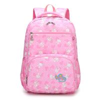 1-3-5年级小学生书包6-9-12周岁女孩双肩书包可爱公主儿童双肩包