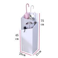 雨伞架放置架家用办公长短柄雨伞收纳架桶置物架子折伞架壁挂欧式