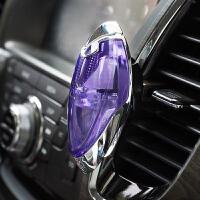 车载出风口香水夹创意汽车用香水座瓶可爱摆件