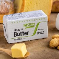 威士宝无盐黄油 动物性牛油454g 食用面包黄油 烘焙原料