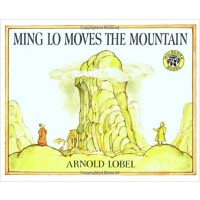 Ming Lo Moves the Mountain 愚公移山(美国图书馆协会推荐童书) ISBN97806881099