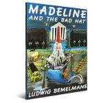 顺丰包邮 百年经典美绘本系列Madeline and the Bad Hat 玛德琳和坏帽子 英文原版少儿读物