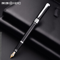 HERO 英雄1017铱金笔 英雄经典练字*墨水笔 学生钢笔